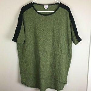 LuLaRoe Oversized Shirt Size Small Short Sleeves